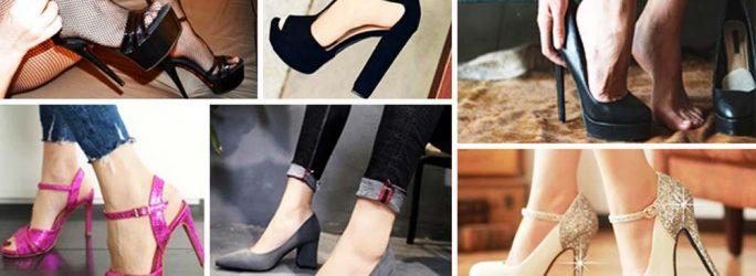 pantofi dama largire